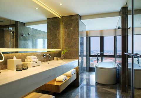 北京王府井大饭店 - Guest Bathroom
