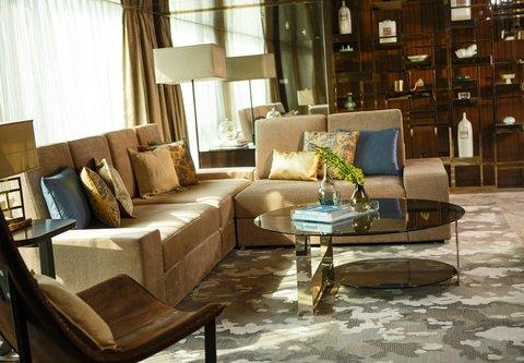 北京王府井大饭店 - Presidential Suite   Living Room