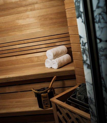 北京王府井大饭店 - Presidential Suite   Sauna Room