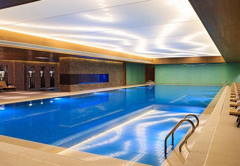 北京王府井大饭店 - Indoor Pool