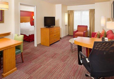 Residence Inn Harrisburg Hershey - One-Bedroom Suite