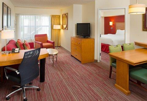 Residence Inn Harrisburg Hershey - Two-Bedroom Suite