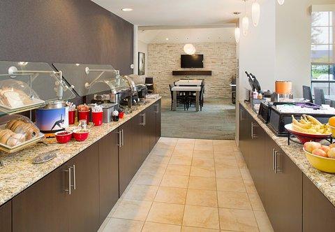 Residence Inn Harrisburg Hershey - Breakfast Buffet
