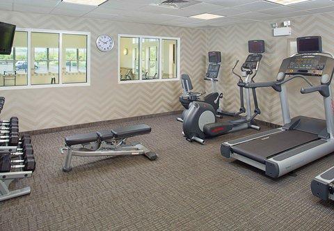 Residence Inn Harrisburg Hershey - Fitness Center