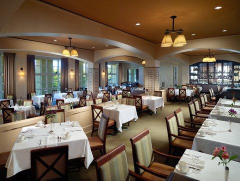 Omni Barton Creek Resort & Spa - Hill Country Dining Room