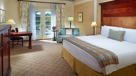 Omni Barton Creek Resort & Spa - Lone Star Balcony Room