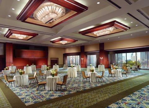 Omni Hotel At Cnn Center - Grand Ballroom