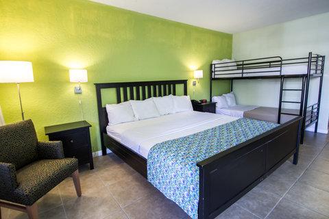 Rodeway Inn & Suites Ft. Lauderdale Airport Cruise Port - Fl Nkbt