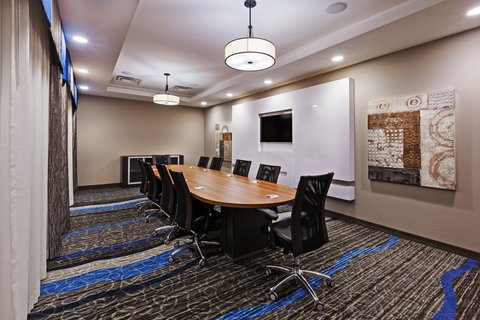 Holiday Inn Express & Suites GLENPOOL-TULSA SOUTH - Boardroom a