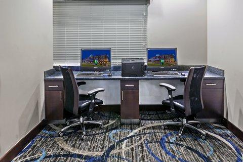 Holiday Inn Express & Suites GLENPOOL-TULSA SOUTH - Business Center