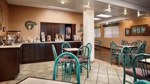 Best Western Turquoise Inn Hotel - Dining