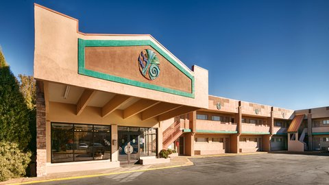 Best Western Turquoise Inn Hotel - Exterior