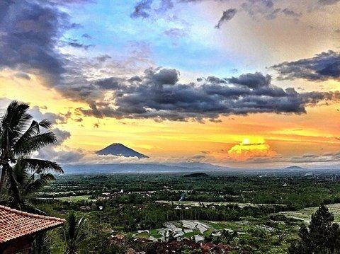 Villa Borobudur - View