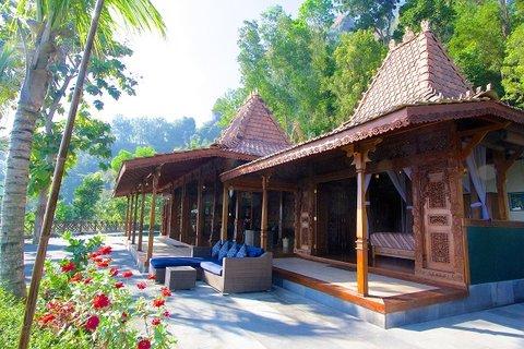 Villa Borobudur - Villa Kayangan