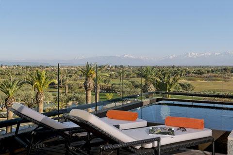 Prince Villa - Royal Palm Marrakech - Terrasse Penthouse