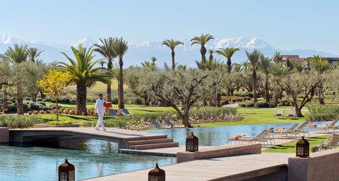 Prince Villa - Royal Palm Marrakech - Pool