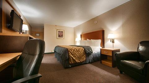 BEST WESTERN PLUS Columbus North - King Room