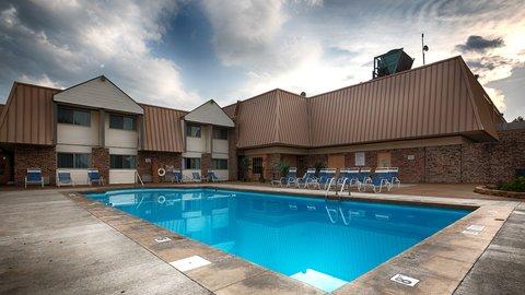 BEST WESTERN PLUS Columbus North - Pool