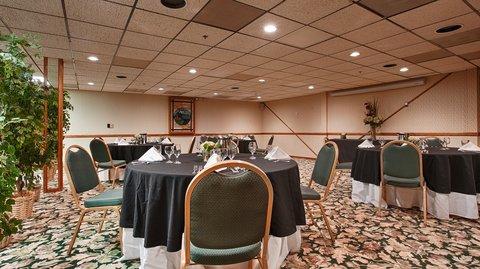 Best Western Dunmar Inn - Banquet Room