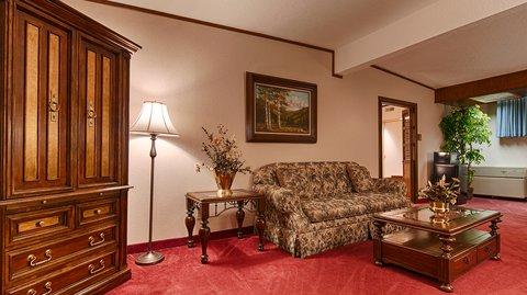 Best Western Dunmar Inn - King Suite