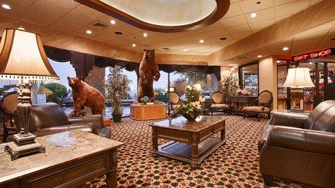 Best Western Dunmar Inn - Lobby
