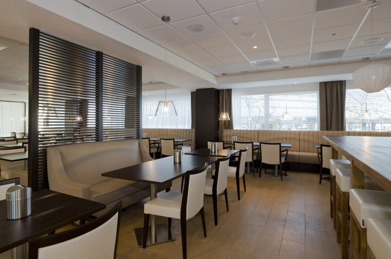 Holiday Inn Express Amsterdam - Sloterdijk Station Restaurang