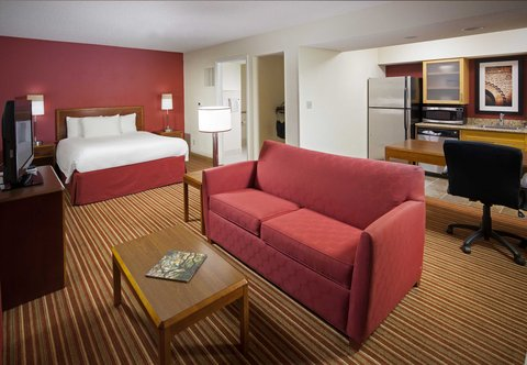 Residence Inn by Marriott Jacksonville Baymeadows - Accessible Queen Suite