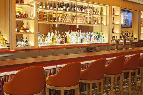 Hotel Irvine Jamboree Center - Bar