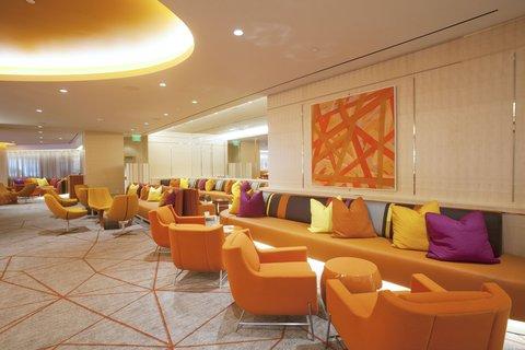 Hotel Irvine Jamboree Center - Interior