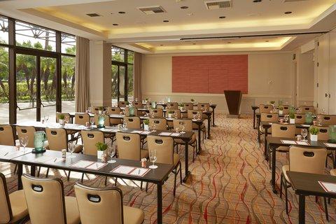 Hotel Irvine Jamboree Center - Meeting Space - Trabuco