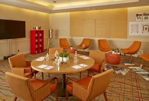 Hotel Irvine Jamboree Center - Meeting Space - Woodbridge