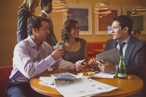 Hotel Irvine Jamboree Center - Restaurant