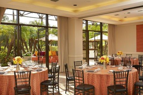 Hotel Irvine Jamboree Center - Event Space