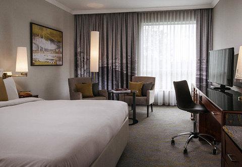 杜塞尔多夫尼盛万丽酒店 - King Guest Room