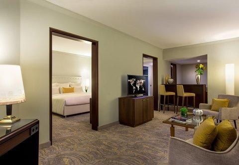 杜塞尔多夫尼盛万丽酒店 - Junior Suite