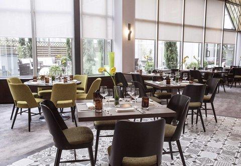 杜塞尔多夫尼盛万丽酒店 - Renaissance Gallery   Dining Area