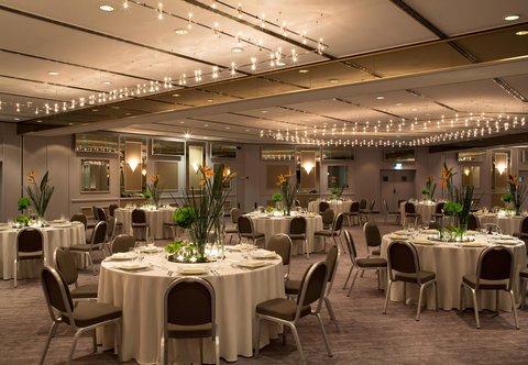 杜塞尔多夫尼盛万丽酒店 - Atelier Ballroom   Social Event Setup