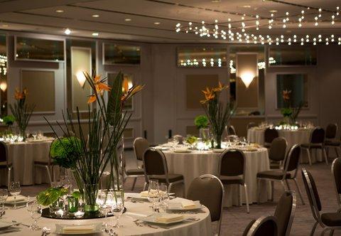 杜塞尔多夫尼盛万丽酒店 - Atelier Ballroom   Social Event Setup Details