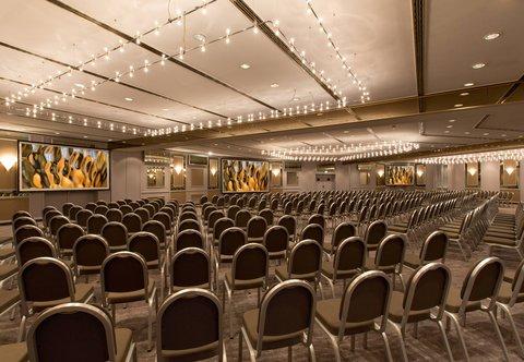 杜塞尔多夫尼盛万丽酒店 - Atelier Ballroom - Theater Setup