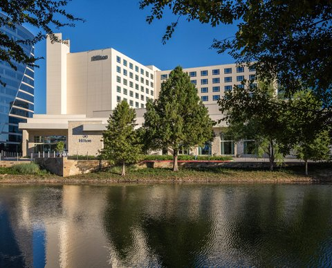 Hilton Dallas Plano Granite Park - Hotel Exterior