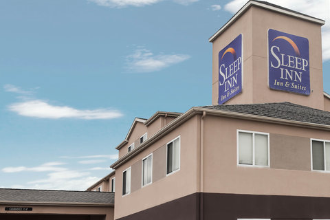 Sleep Inn & Suites - Exterior