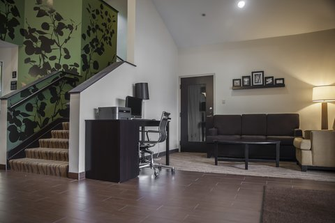 Sleep Inn & Suites - Interior