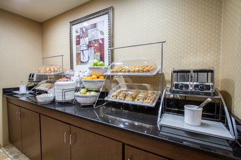 Comfort Suites Downtown - Ny Bkfast