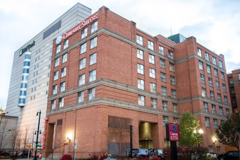 Comfort Suites Downtown - Ny Exterior