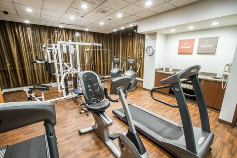 Comfort Suites Downtown - Ny Fitness