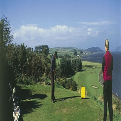 North West Castle Hotel - Golf