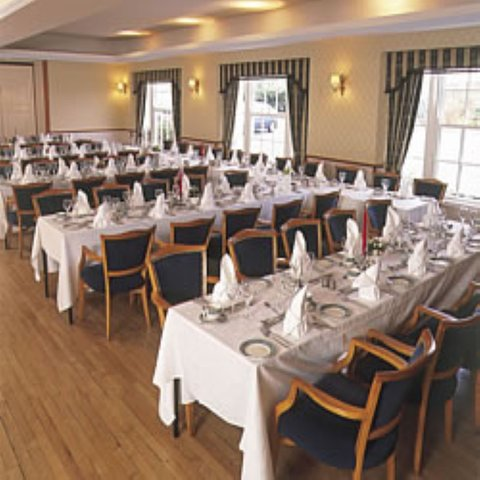 North West Castle Hotel - Dining