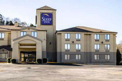Sleep Inn Charleston - Exterior