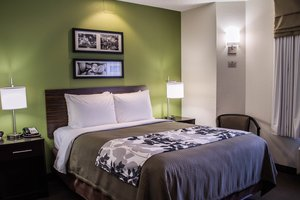 Room - Sleep Inn Charleston