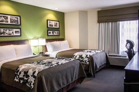 Sleep Inn Charleston - WVNDD